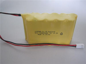 XR No.:006 11PCS AA600mAh 13.2V