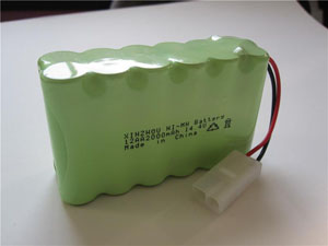 XR No.:008 12PCS AA2000mAh 14.4V