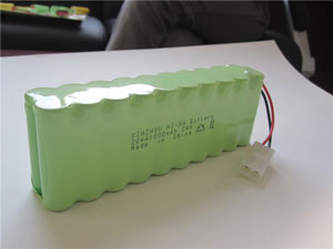XR No.:009 24PCS AA1000mAh 24V