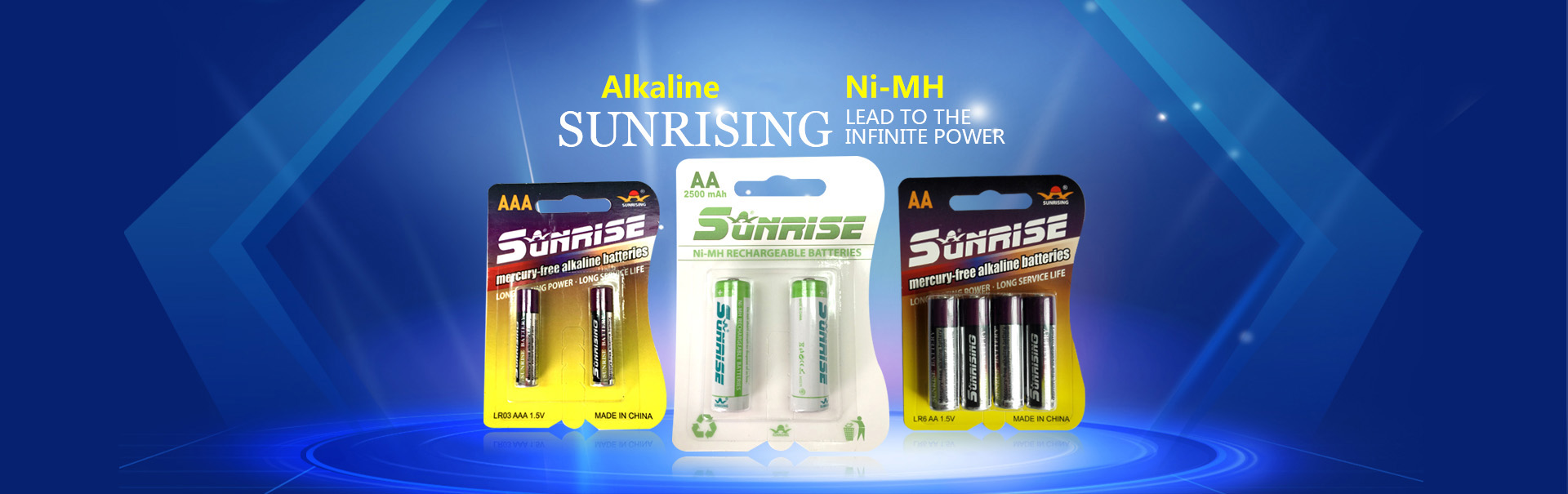 Huixian Sunrise Power Source Co., Ltd