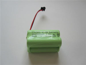 XR No.:020 4PCS AA2000mAh 4.8V