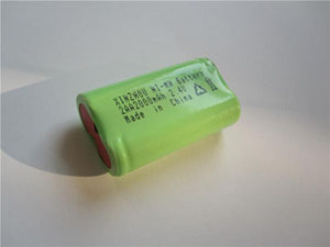 XR No.:018 2PCS AA2000mAh 2.4V