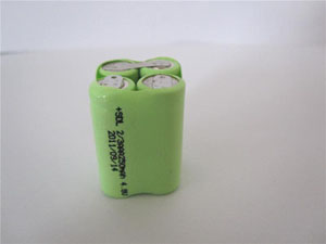 XR No.:027 4PCS 2/3AAA250mAh 4.8V
